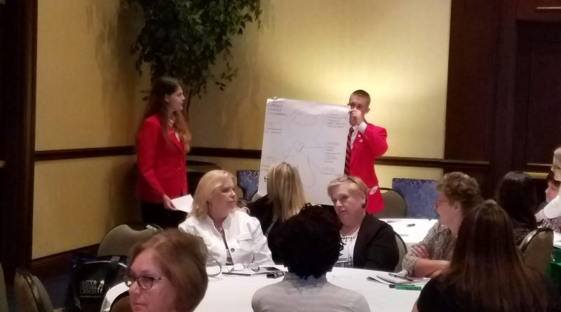 FCCLA State Officers Participated