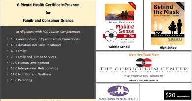 Curriculum Available at TTU