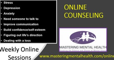 Online Counseling Offered